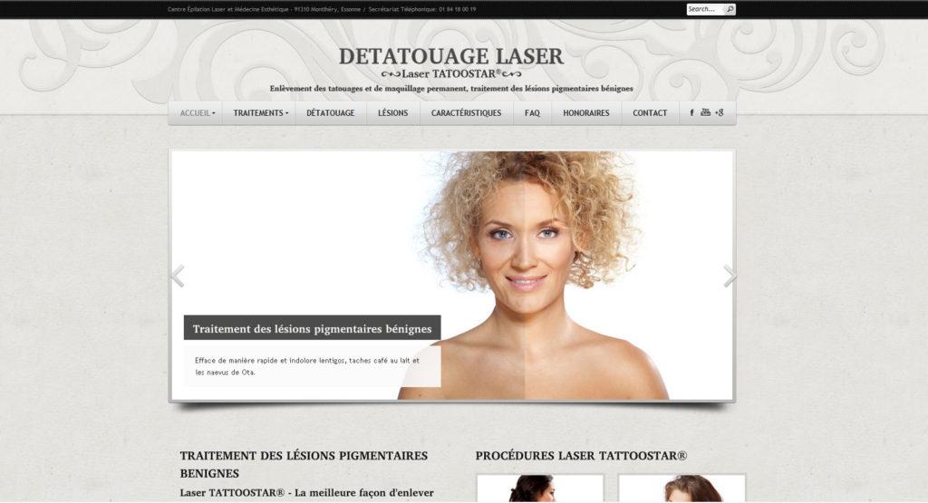 DETATOUAGE LASER |TATOO STAR LASER - Enlèvement des tatouages et de maquillage permanent, traitement des lésions pigmentaires bénignes » Centre Épilation Laser et Médecine Esthétique - Essonne