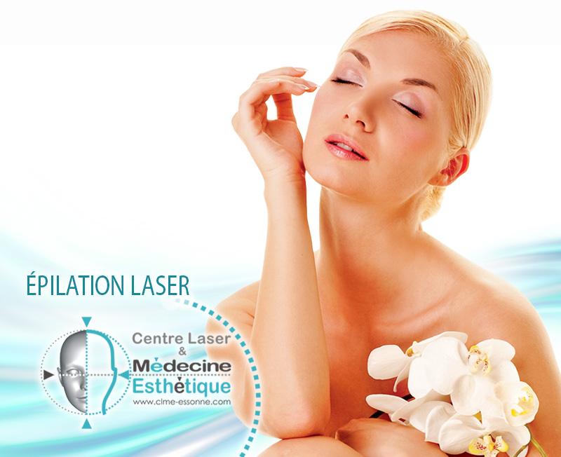 » Centre Épilation Laser et Médecine Esthétique »Épilation Laser définitive - visage - CLME Monthléry