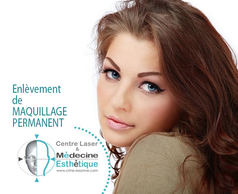 Enlèvement de maquillage permanent par laser TatooStar » Centre Épilation Laser et Médecine Esthétique - Essonne