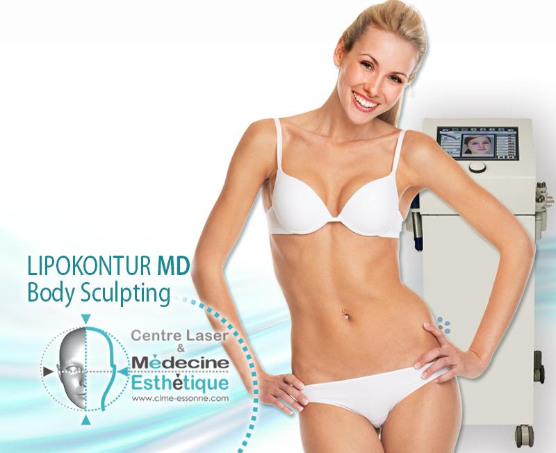 LIPOKONTUR MD®-Body Sculpting » Centre Épilation Laser et Médecine Esthétique - Essonne