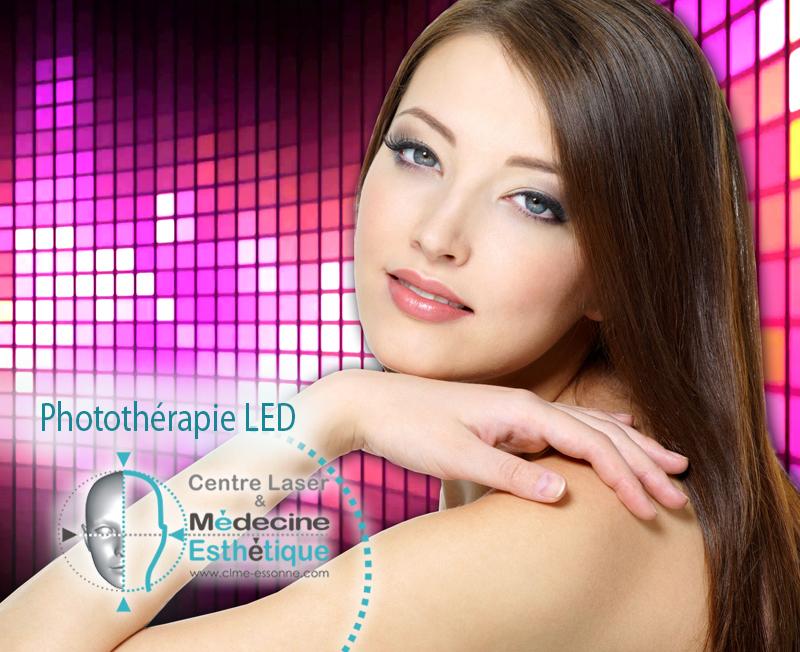 Photothérapie esthétique par LED » Centre Épilation Laser et Médecine Esthétique - Essonne