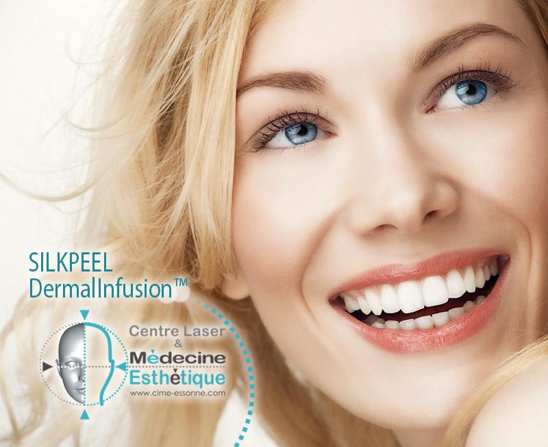 SilkPeel Dermalinfusion™ » Centre Épilation Laser et Médecine Esthétique - Essonne