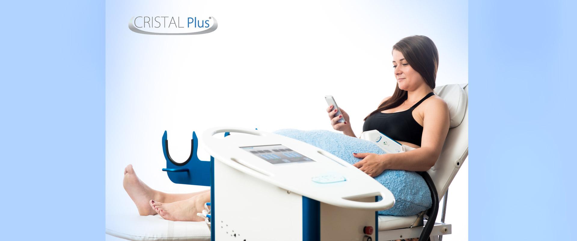 CRISTAL PLUS procedure – Cryoadipolyse Centre Epilation Laser & Médecine Esthétique – Montlhéry, Essonne